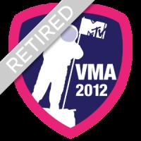 2012 VMA Moonman